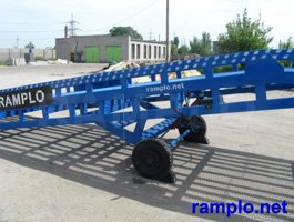 sales of hydraulic ramps in Kiev